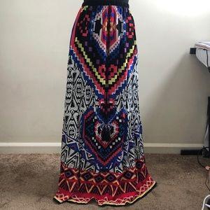 Fun Long Skirt